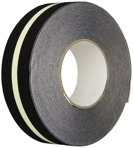 "2"" X 60' Foot Roll Heskins Safety Grip Glow Line Anti Slip Tape GID2ST"