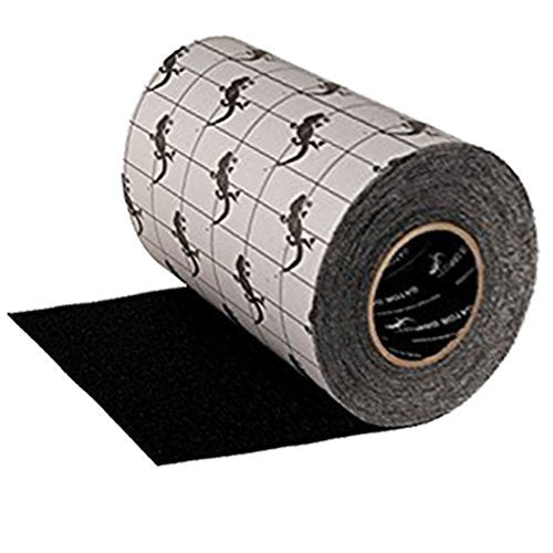 "12"" X 60' Roll Gator Grip 60 Grit Non-Slip SG3112B Tape Black"