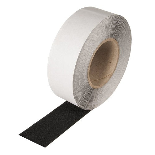 "2"" X 60' Roll SoftTex Resilient Non-Slip Tape Black PFX2302K"