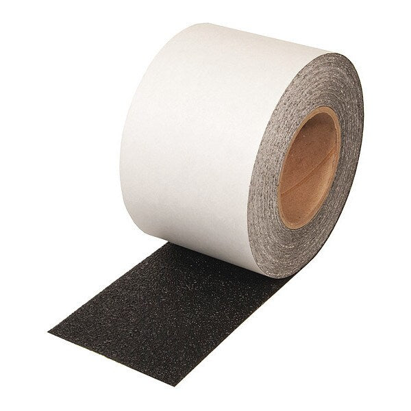 "4"" X 60' Roll SoftTex Resilient Non-Slip Tape Black"