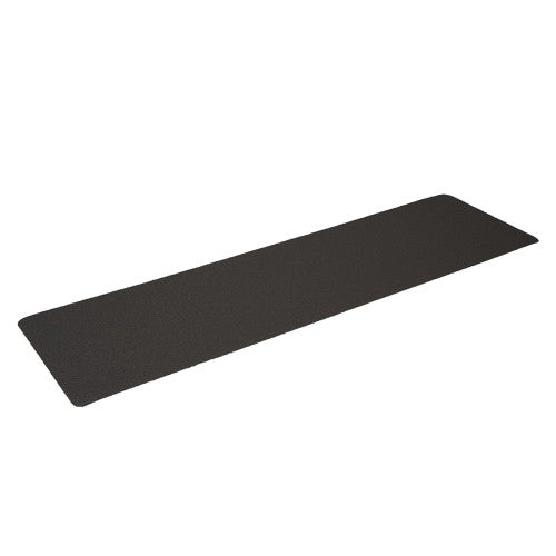 "6"" X 24"" Treads SoftTex Resilient Non-Slip Tape Black - Pkg. of 50 PFX2326KBS"