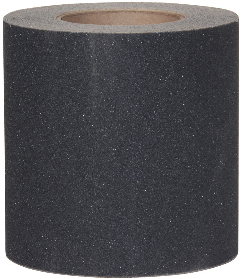 "6"" X 60' BLACK Abrasive Tape - Case of 2 Rolls"
