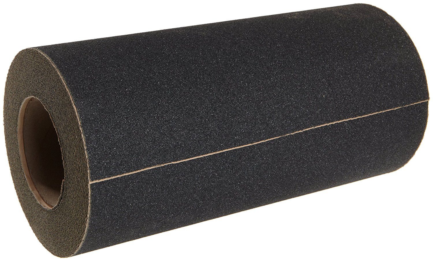 "12"" X 60' Roll BLACK Abrasive Tape - Case of 2"
