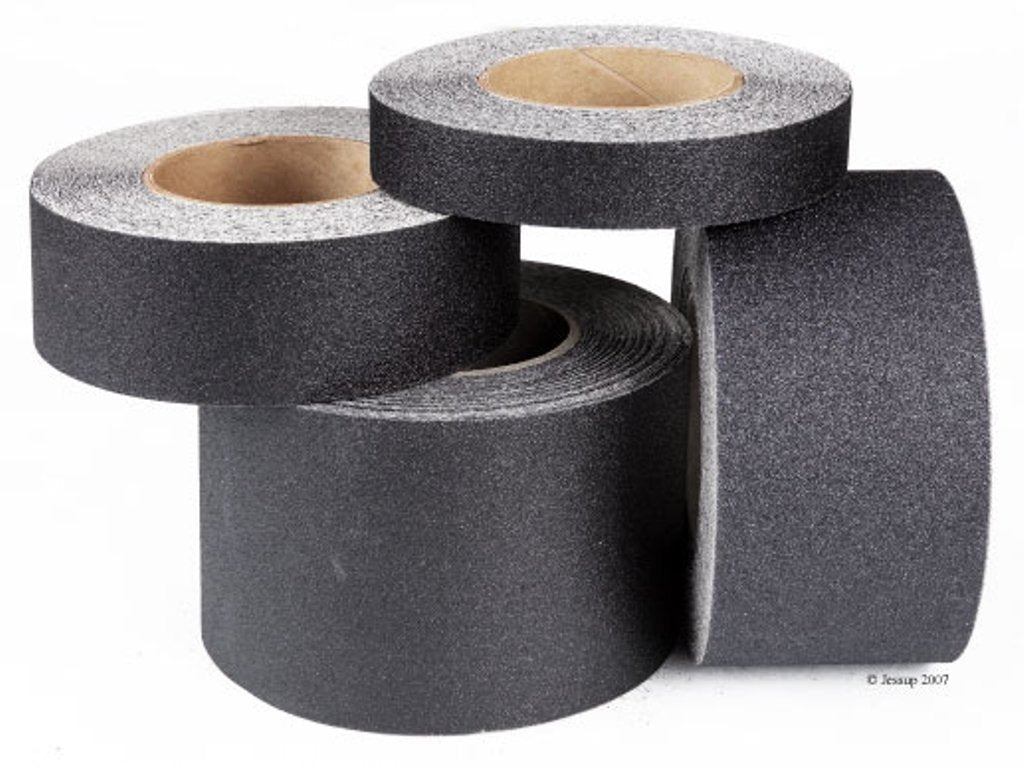 Black 80 Grit Tape - Multiple Sizes/Options