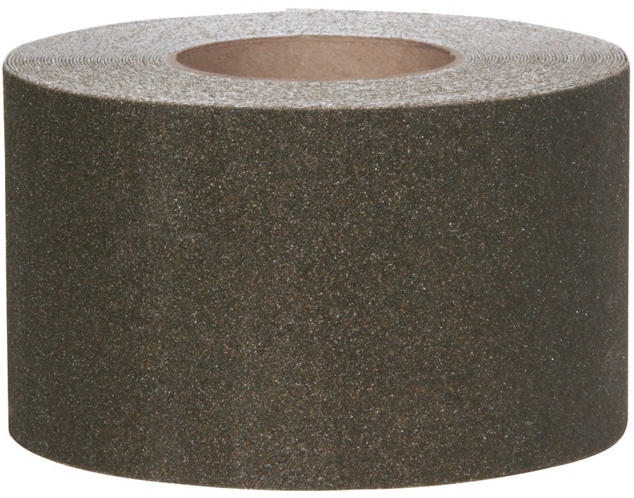 "4"" x 60' Roll BROWN Abrasive Tape"