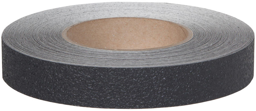"1"" X 60' Roll BLACK Resilient Tape - Up to 5 Day Processing"
