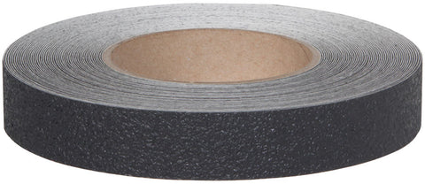 "1"" X 60' Roll Jessup Safety Track 3500 Resilient Rubberized Anti Slip Non Skid Grip Tape Black 3510-1"