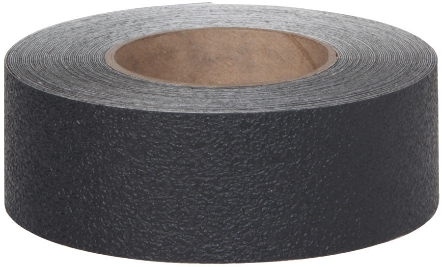 "2"" X 60' Roll Resilient Rubberized Anti Slip Grip Tape Black"