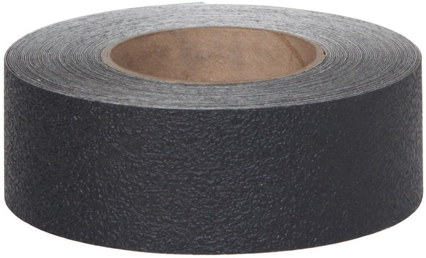 "2"" X 60' Roll Jessup Safety Track 3500 Resilient Rubberized Anti Slip Non Skid Tape Black 3510-2"