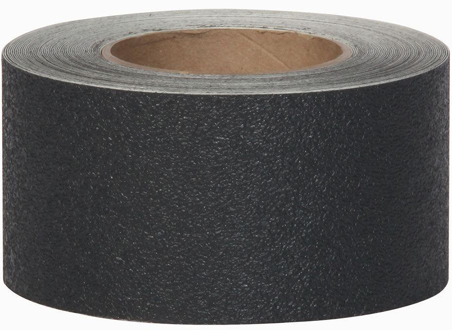 "3"" X 60' Case of 4 Rolls Resilient Rubberized Anti Slip Grip Tape Black"