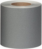 "6"" X 60' Roll Jessup Safety Track 3500 Series Resilient Anti Slip Non Skid Safety Tape Gray 3520-6"