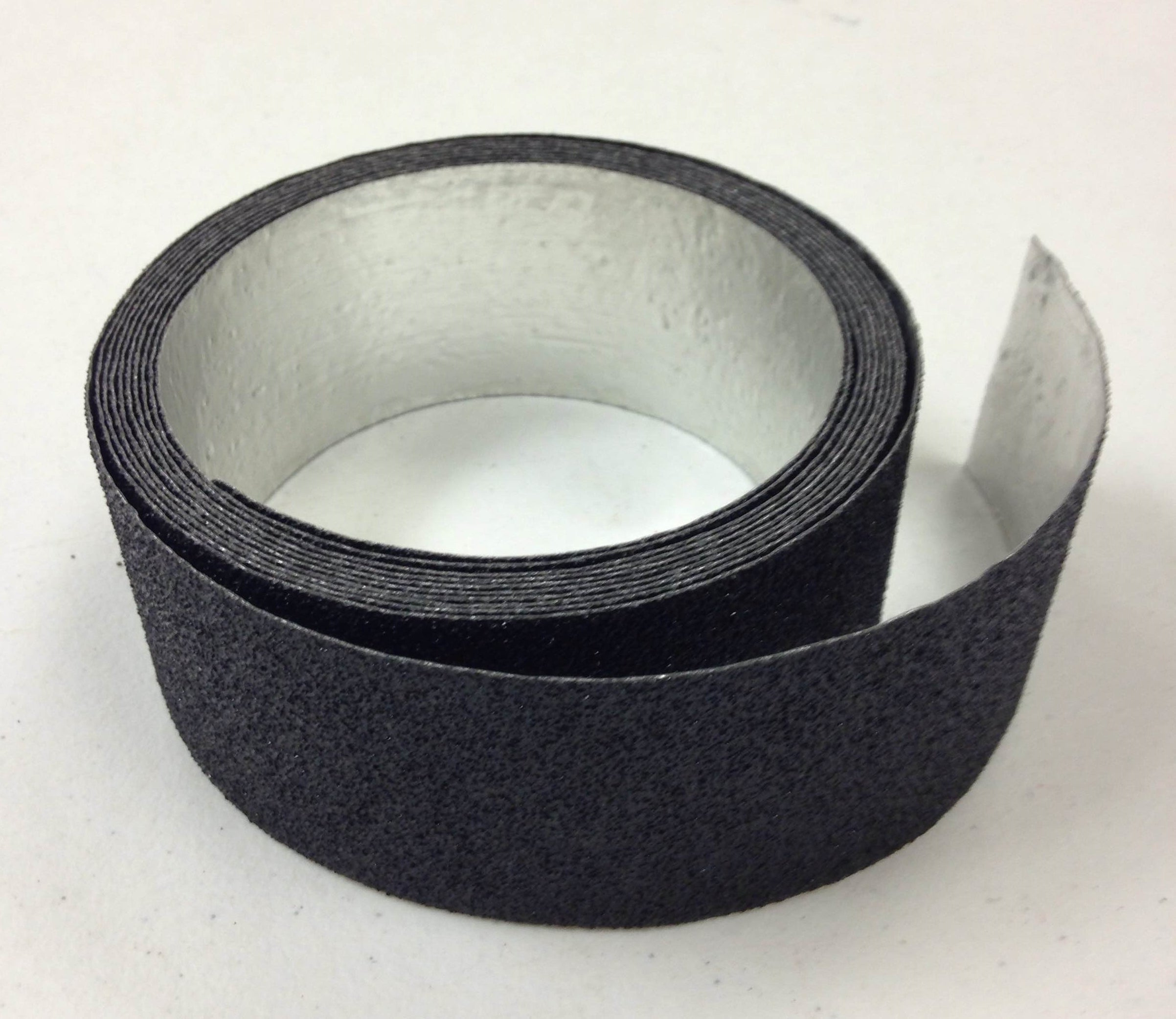 "2"" X 60' Roll BLACK Conformable Abrasive Tape"