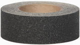 "2"" x 30' Roll BLACK Military Grade Abrasive Tape - Case of 6"