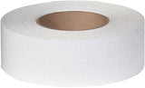 "2"" X 60' Roll WHITE Coarse Vinyl Tape - Case of 6"