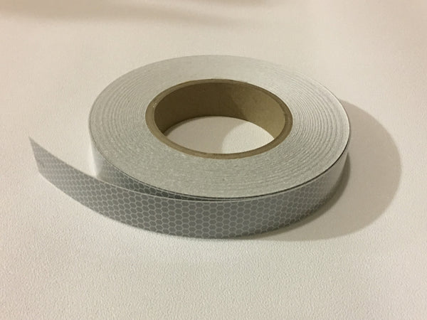 "2"" x 12' Foot Roll 3M Scotchlite Reflective Marine Safety Tape SOLAS Grade Pressure Sensitive Adhesive Film 3150-A"