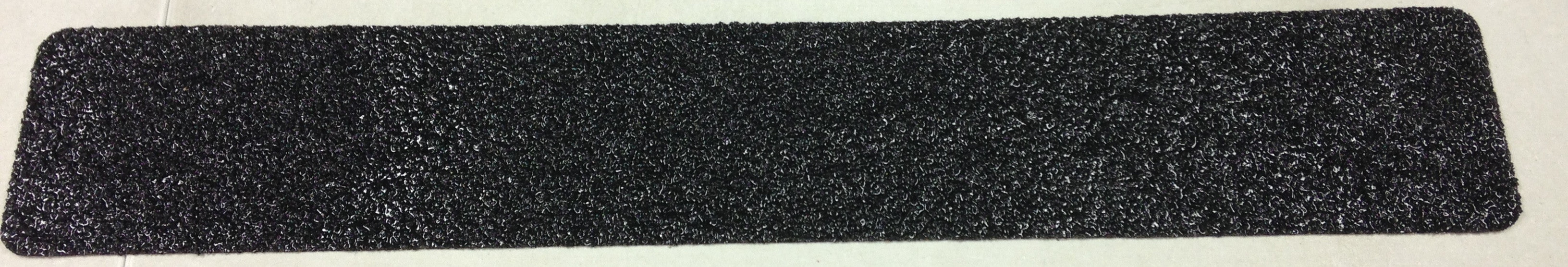 "6"" X 24"" Tread BLACK Extreme Adhesive Heavy Duty Grit - Pkg of 12 - 10 Day Processing"