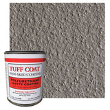 Tuff Coat UT-100 Standard Anti Slip Non Skid Rubberized Deck and Surface Coating 1 Gallon