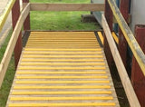 Non-Skid Deck & Walkway Strips - See Drop Down Menu for Lead Times &  Minimum Order Quantity