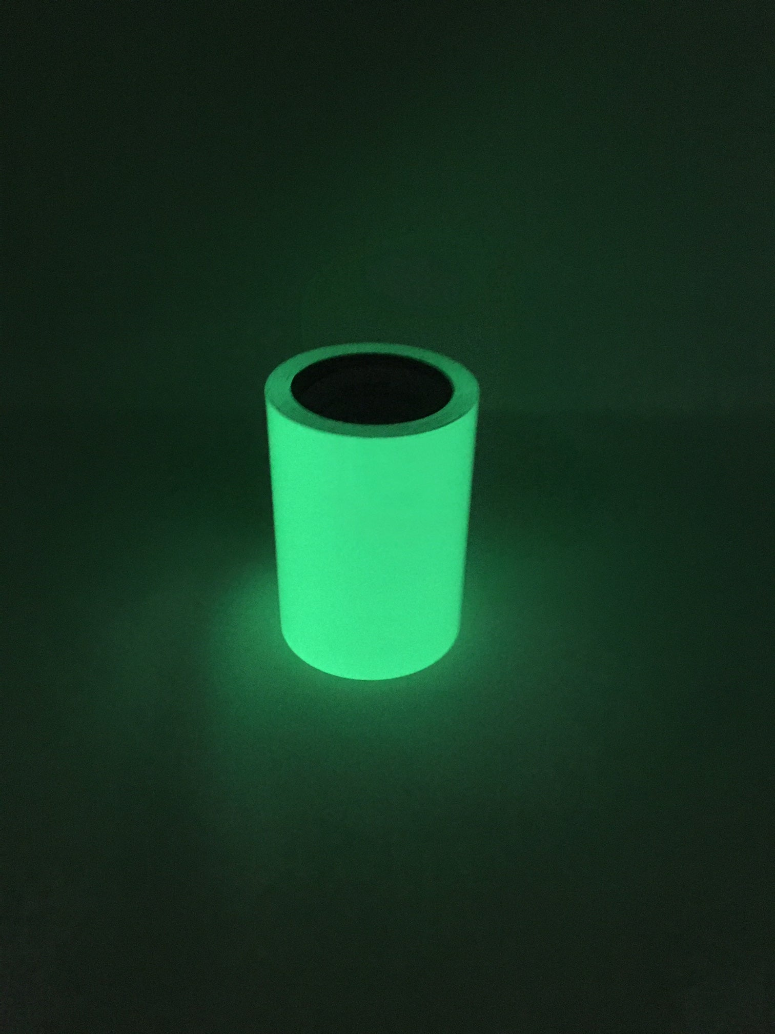 "6"" x 30' Roll GLOW IN THE DARK Emergency Egress Tape - Limited Stock"