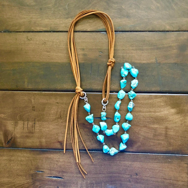 Rope Beaded Necklace