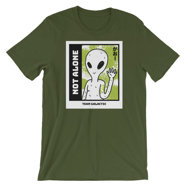 Team Galactic Alien T-shirt - AyoTee