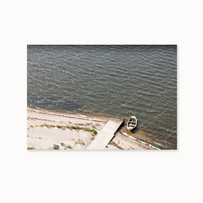 SAAREMAA photo art - One boat .