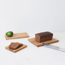 Load image into Gallery viewer, Minumo serving board perfect for cheese and tapas platter in minimal design
