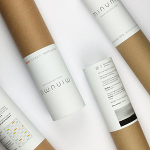 art photos and poster packaging by Minumo estonian design brand