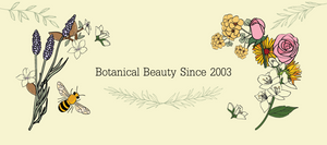 botanical beauty since 2003 - plant-based, organic, vegan skin care