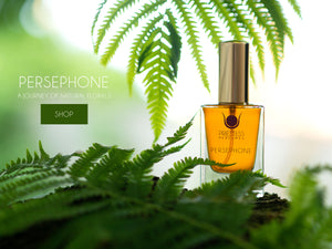 100% natural, botanical perfume