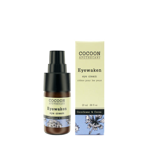 Eyewaken natural revitalizing eye cream
