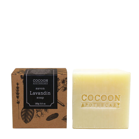 natural lavandin bar soap