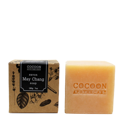 may chang litsae cubeba bar soap