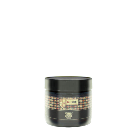 Natural Muskoka pomade for hair styling