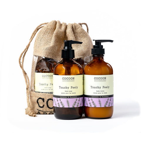 Touchy Feely Hand Care Set