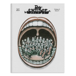 the smudge mag vol 3 april issue