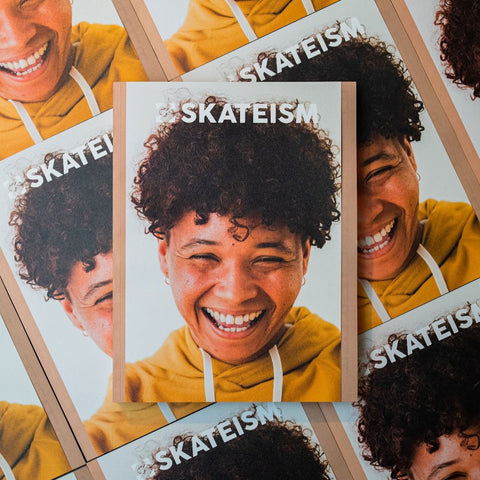 Skateism Issue 6: Race