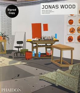 phaidon jonas wood SIGNED