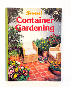 The Find: sunset container gardening