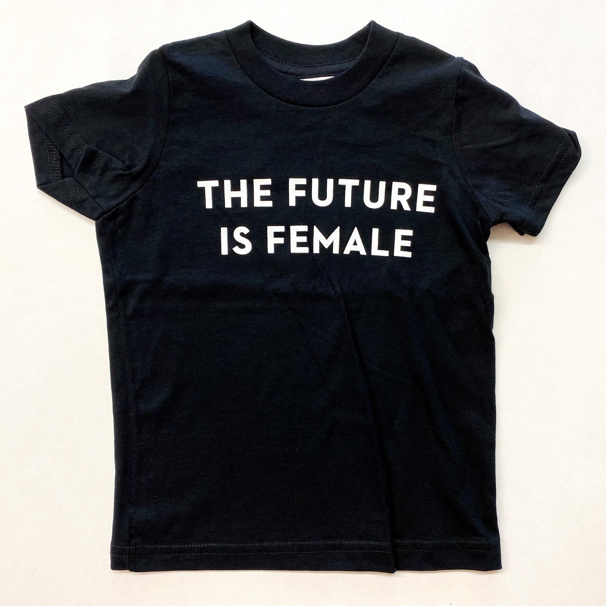 future is female kid/youth tee