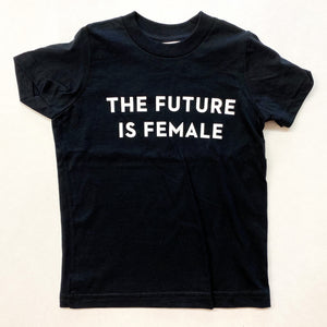 otherwild future is female kid tee