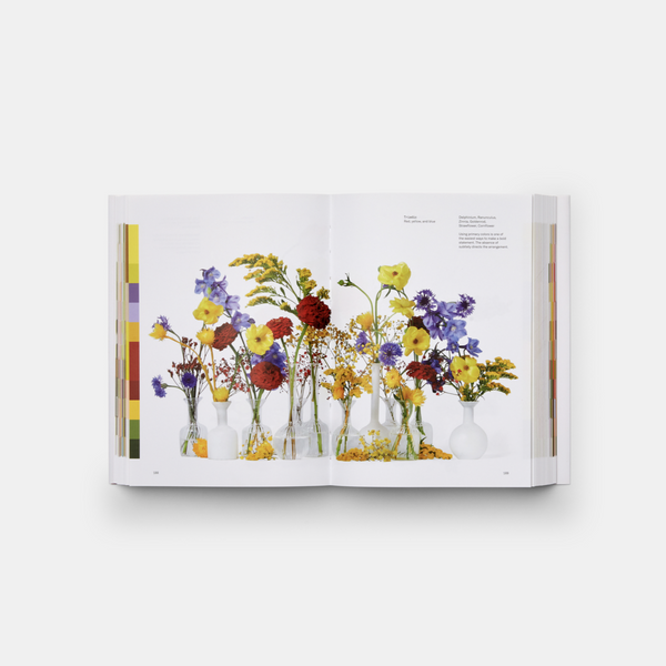 flower color theory signed edition