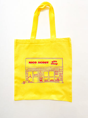 nico scout 3D tote