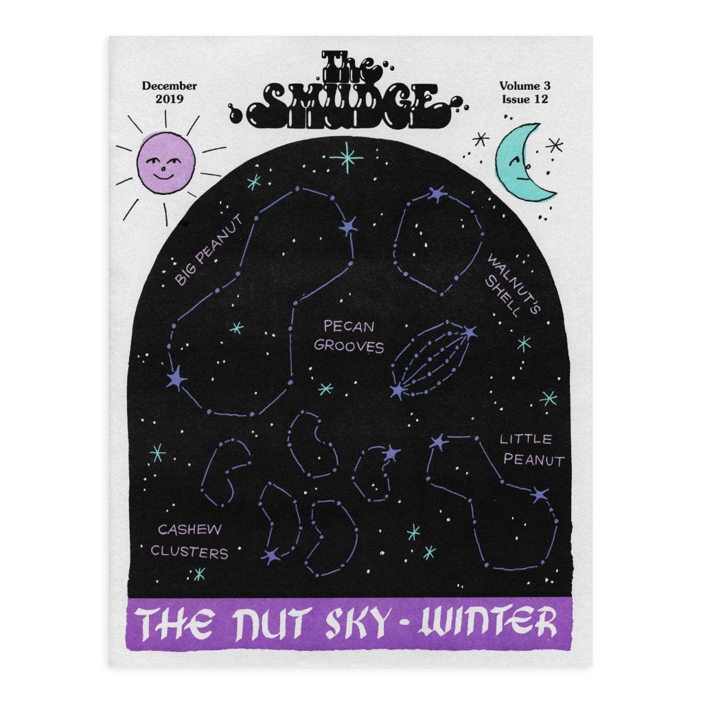 the smudge mag vol 3 december issue