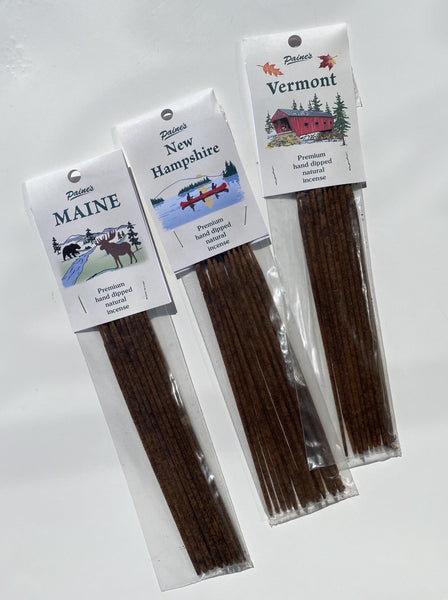 New Hampshire long stick incense - 10ct