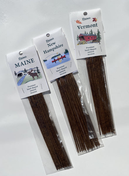 Maine long stick incense - 10ct