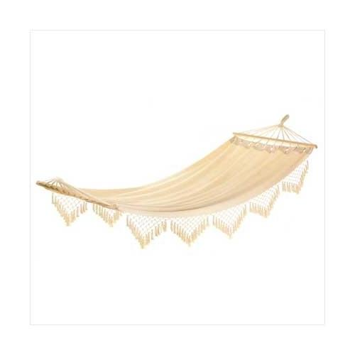 Cape Cod Canvas Hammock (pack of 1 EA)
