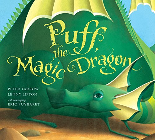 Puff, the Magic Dragon Hardcover -