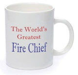 IFTBP World's Greatest Fire Chief Mug
