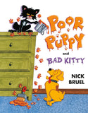 Poor Puppy and Bad Kitty Hardcover